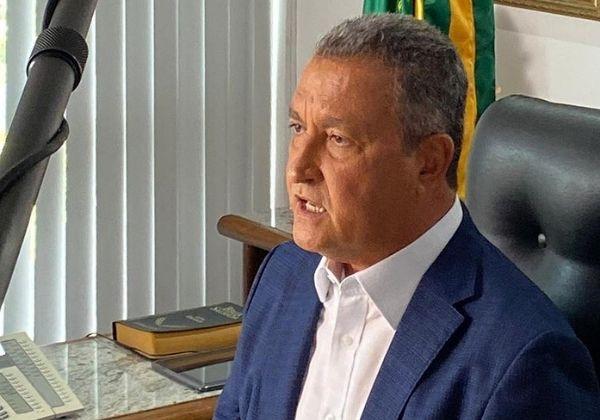 Governador Rui Costa – Divulgação/Secom