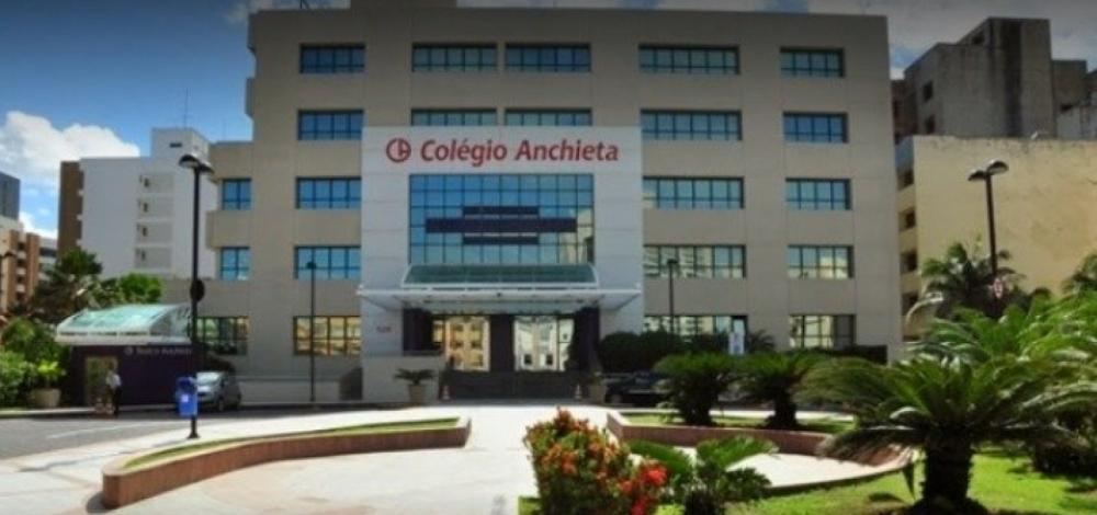 Foto: Reprodução / Colégio Anchieta Pituba Salvador Bahia